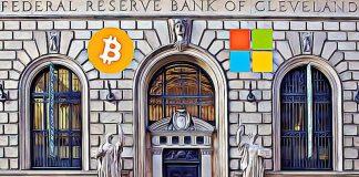 Bitcoin-Microsoft-FED-správy