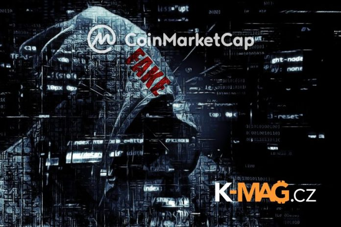 CMC, fake, volume, objem, scam