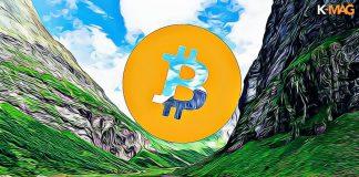 Bitcoin údolí walley kryptoměny k-mag