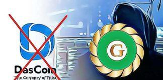 greenpower dascoin scam podvod rebranding