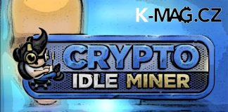 crypto idle miner game