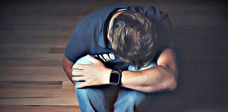 deprese, depression, zmar, propad, beznaděj, smutek, sebevražda