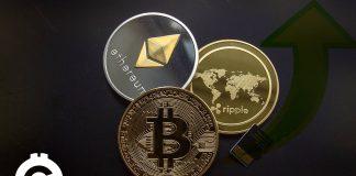BTC, Bitcoin, KRypto, kryptoměny, Up, růst,