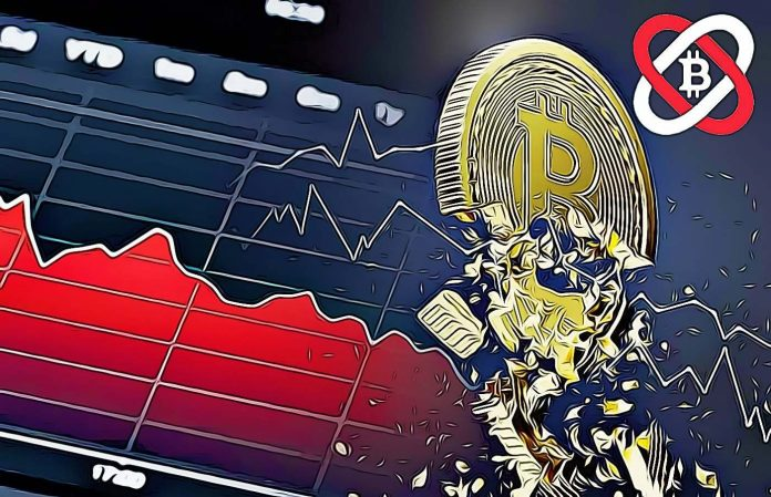 Bitcoin-Trading-Volume-is-Back-while-the-BTC-Price-Takes-a-Dump
