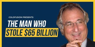 Tento muž ukradl 65 MILIARD DOLARŮ - Největší Ponzi schéma v historii