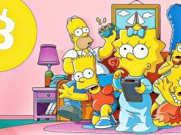 ZPRÁVY - Bitcoin se objevil v seriálu Simpsonovi- Šéf Twitteru propaguje kryptoměny - Počet adres dosáhl na nové ATH!