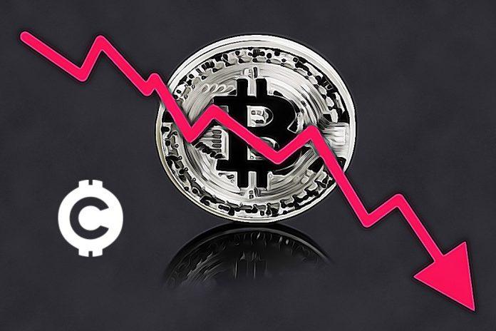 Bitcoin opět v červených číslech: Tyto cenové úrovně nás budou zajímat