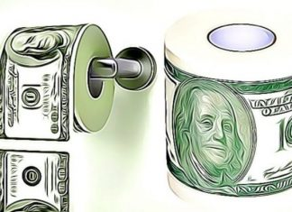 HOT - Bitcoin sesazen z trůnu! Nový Toilet Paper Token je prozatím vyprodán