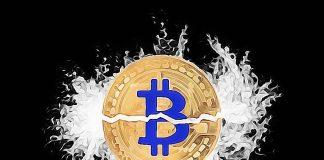 zprávy bitcoin dolů