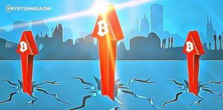Bitcoin růst kryptoměn