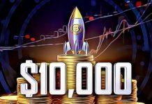 Bitcoin dnes testuje 10 000 USD!!! 3 důvody, proč je toto nejdůležitější den posledních tří let